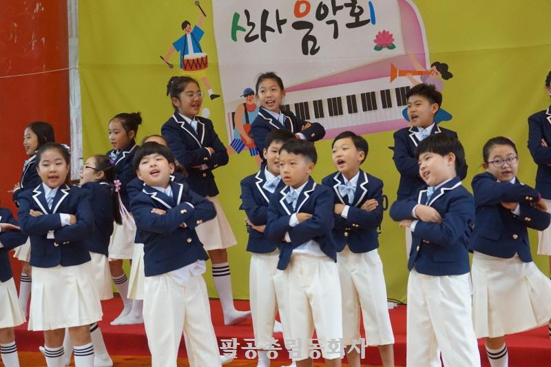 동화부루나 어린이합창단 창단기념 발표회 (어린이산사음악회)